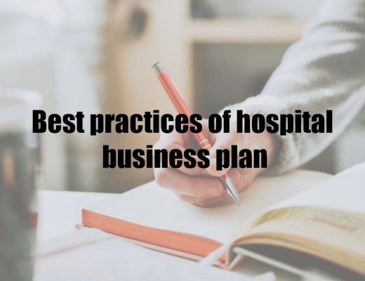Best practices of hospital business plan