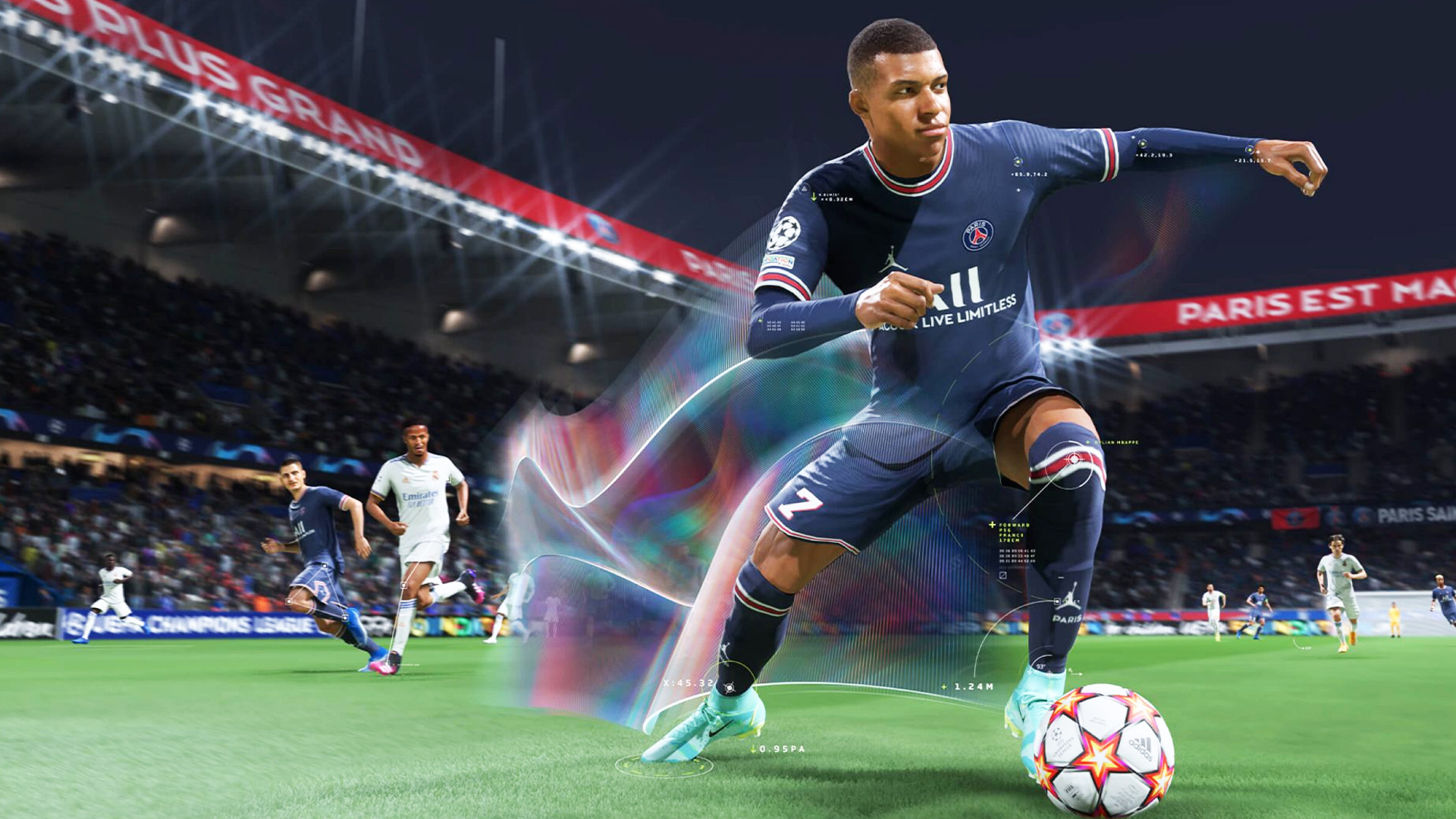 FIFA 22 Introduces The Hypermotion Technology To Next-Gen Machines